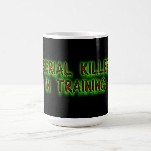 Serial Killer in Training Mug
