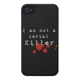 Serial Killer iPhone 4 Case-Mate Case