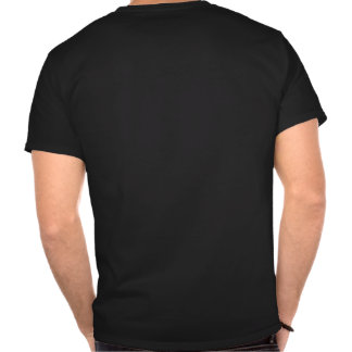 SERIAL KILLERS ARE PEOPLE TOO (bLACK bACK) Shirts