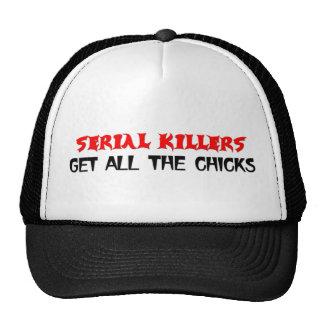 Serial Killers Trucker Hat