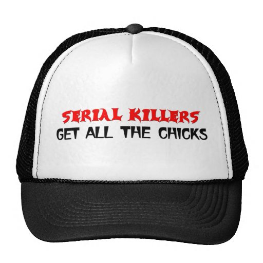 Serial Killers Hats