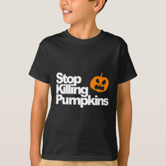 Serial Pumpkin Killer - Halloween Shirt