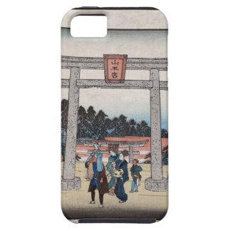 Series II Sannō Shrine at Nagatanobaba iPhone 5 Case