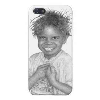 Serina iPhone 5 Case