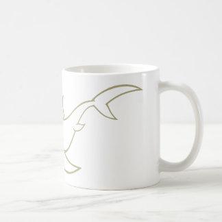 Serious Hammerhead Shark Basic White Mug