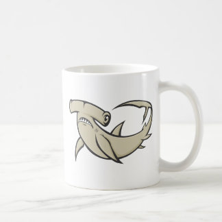 Serious Hammerhead Shark Coffee Mug