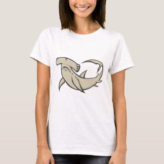 Serious Hammerhead Shark T-Shirt