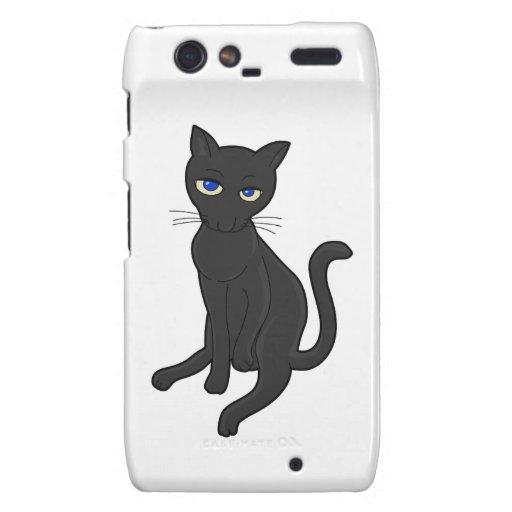 Seriously? Cat Motorola Droid RAZR Cases