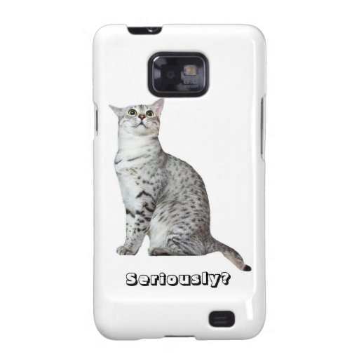 Seriously? Kitty Samsung Galaxy Covers