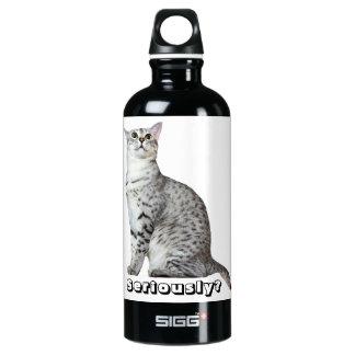 Seriously? Kitty SIGG Traveler 0.6L Water Bottle