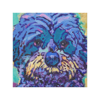 Seriously Pepper! Stretched Canvas Prints