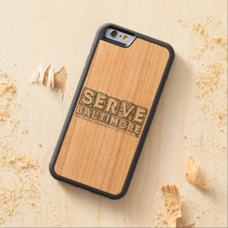 Serve Baltimore iPhone 6 Cover