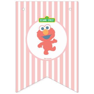 Sesame Street | Elmo - First Birthday Bunting Bunting
