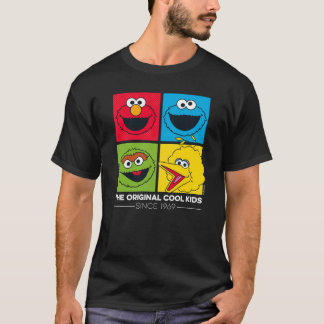 Sesame Street | The Original Cool Kids T-Shirt