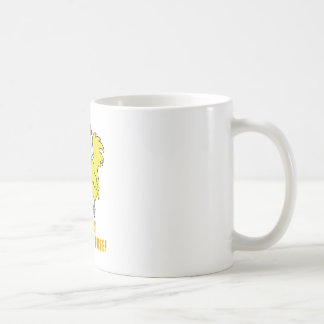 Set My Chickens Free -- Moses Rooster Coffee Mug