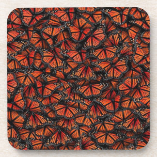Set of Butterfly Coasters