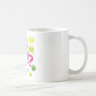 Set of Symbols Mugs
