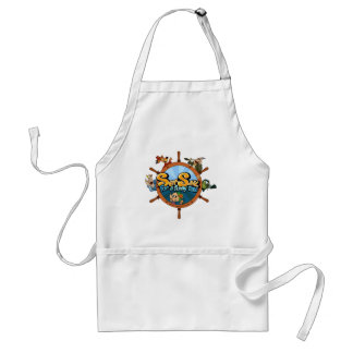 Set sail for a funny tale aprons