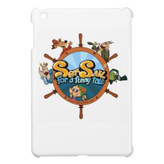 Set sail for a funny tale iPad mini covers