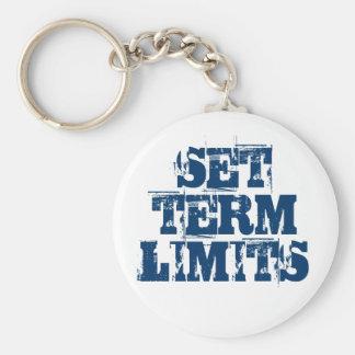 SET TERM LIMITS BASIC ROUND BUTTON KEY RING