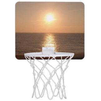 Setting Sun Mini Basketball Hoop