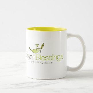 Seven Blessings Mug