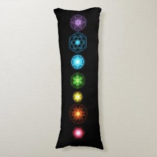 Seven Chakras Body Pillow
