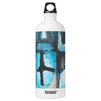 Seven Deadly Sins ( abstract symbolism art) SIGG Traveller 1.0L Water Bottle
