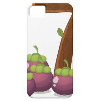 Seven eggplants iPhone 5 case