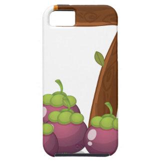 Seven eggplants iPhone 5 case