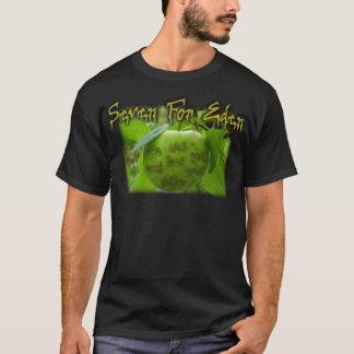 Seven For Eden Apple Logo T T-Shirt