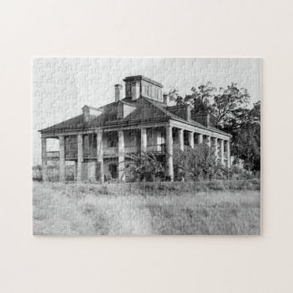 Seven Oaks Plantation, Westwego LA Puzzle