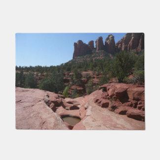 Seven Sacred Pools in Sedona Arizona Doormat