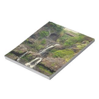 Seven Sacred Pools Notepad