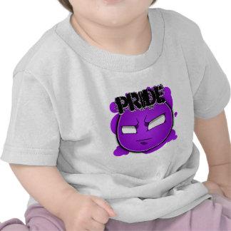 Seven Sins Faces - Pride Tee Shirt