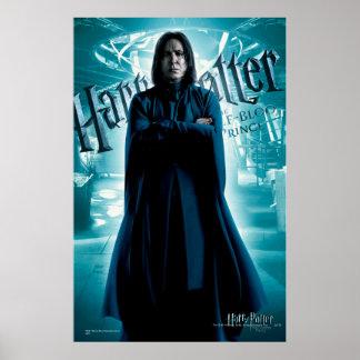Severus Snape HPE6 1 Poster