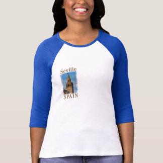 Seville 3/4 sleeve t-shirt