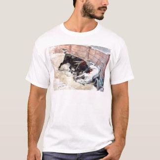 Seville. The bullfight. by Vasily Surikov T-Shirt