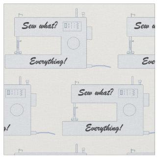 Sew Everything! fabric