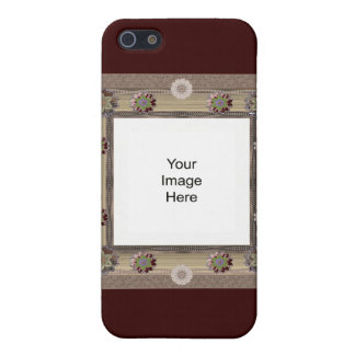 Sewing Enthusiast Template iPhone 5 Cases