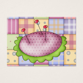 Sewing Gift Enclosure / Crafter Card