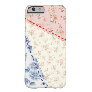 sewing pattern barely there iPhone 6 case