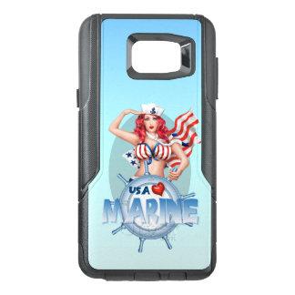 SEXY MARINE USA Samsung Note 5 CS