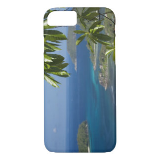 Seychelles, Island of Mahe. Western coast of iPhone 8/7 Case
