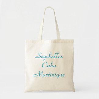 Seychelles Oahu Martinique Tote