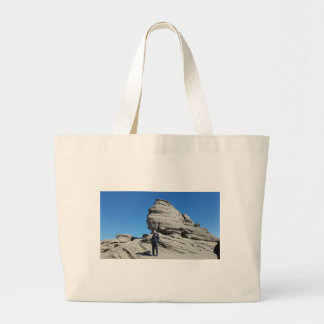 Sfinx1 Large Tote Bag