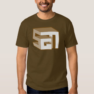 SGN | The CS Brown T-shirts