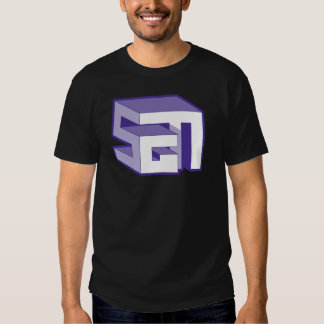 SGN | The CS Princely Purple T-shirts