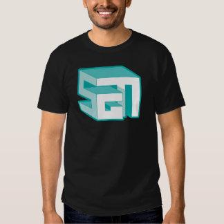 SGN | The CS Teal Tee Shirts