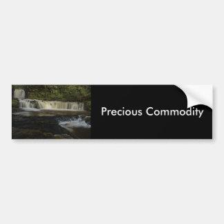 Sgwd Ddwli Waterfall Car Bumper Sticker